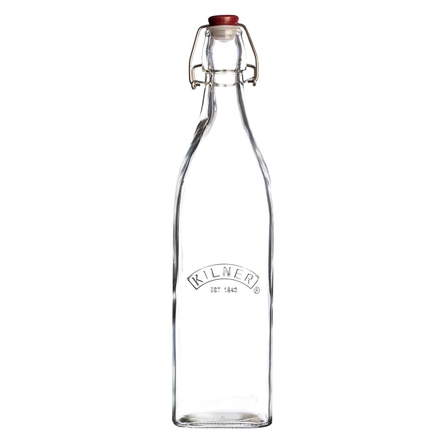 Бутылка Clip Top квадратная 1 л Kilner K_0025.472V