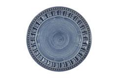 Тарелка закусочная Augusta (синий)  без инд.упаковки Matceramica 57528