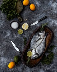 Набор из 3 кухонных ножей Samura Damascus 60896008