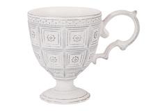 Кружка Augusta (белый)  без инд.упаковки Matceramica 57534