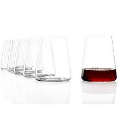 Набор из 6 стаканов для красного вина 515мл Stolzle Power Red Wine Tumbler