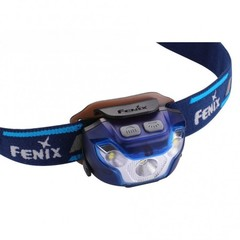 Фонарь светодиодный налобный Fenix HL26R голубой, 450 лм, встроенный аккумулятор* HL26Rbl