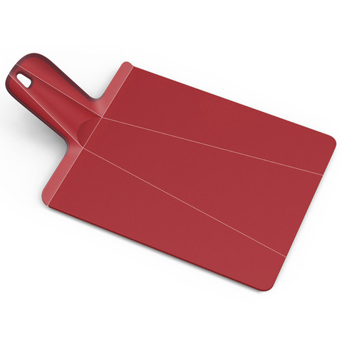 Доска разделочная Joseph Joseph Chop2Pot™ Plus средняя красная NSR016SW
