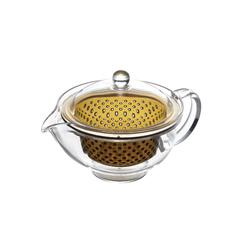 Термостоикий чайник с заварником 0,28л Akebono TW-3716