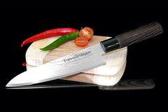 Нож кухонный стальной Шеф (180мм) Tojiro Shippu FD-593