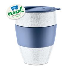 Термокружка AROMA TO GO 2.0 Organic 400 мл синяя Koziol 3589671