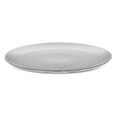Тарелка обеденная CLUB Organic, D 26 см, серая Koziol 4005670