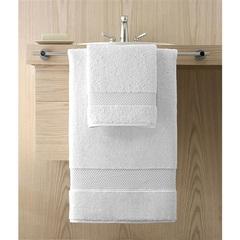 Полотенце для рук 71х46 Kassatex Elegance White ELG-110-W