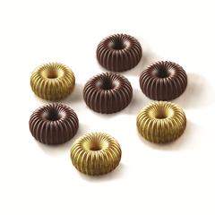 Форма для приготовления конфет Choco Crown 11 х 24 см силиконовая Silikomart 22.149.77.0065