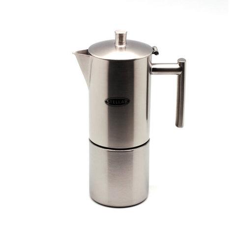 Кофеварка эспрессо OSLO 6 чашек Silampos Oslo 41281318SM52