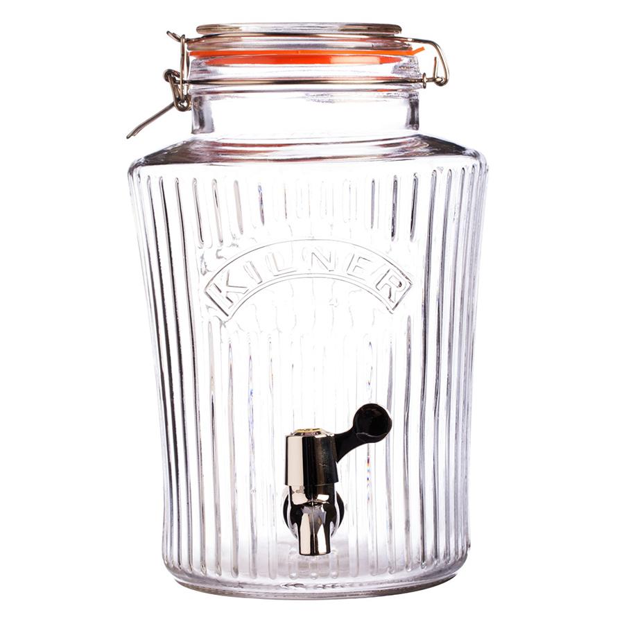 Диспенсер для напитков Vintage 5 л Kilner K_0025.407V фото