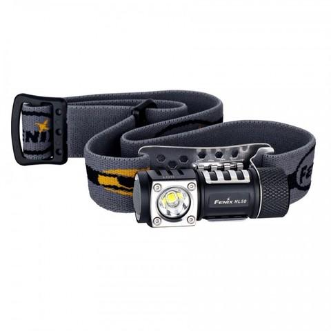 Фонарь светодиодный налобный Fenix HL50 Cree XM-L2, 365 лм, аккумулятор*