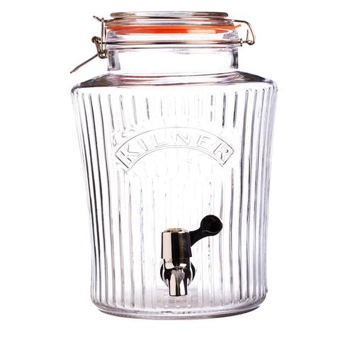 Диспенсер для напитков Vintage 8 л Kilner K_0025.766V