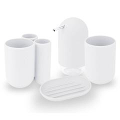 Стакан для зубных щеток Touch белый Umbra 023271-660