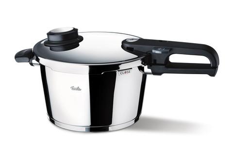 Скороварка 22см (4,5л) Fissler со вставкой Vitavit Premium, 4,5 л 41817
