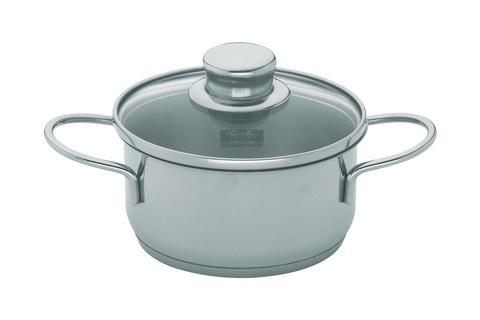 Кастрюля 12см (0,6л) Fissler Snack set 41517