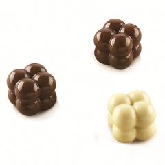 Форма для приготовления конфет Choco Game 11 х 24 см силиконовая Silikomart 22.151.77.0165