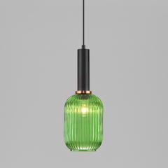 Подвесной светильник Eurosvet Bravo 50181/1 зеленый