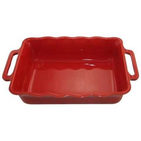 Форма прямоугольная 37,5 см Appolia Delices CHERRY 141037520