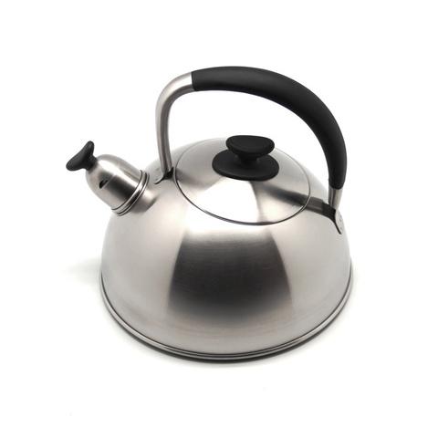 Чайник со свистков матовый 2 л Silampos Оксфорд 411307802620