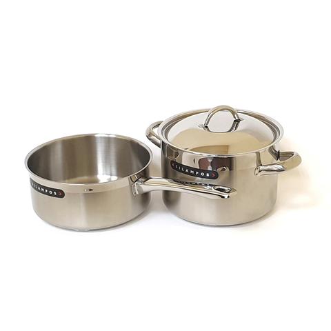 Набор посуды 2 предмета Silampos Европа 632123BM0111