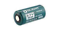 Аккумулятор Li-ion Olight ORB-163P06 16340 3,7 В. 650 mAh 824121