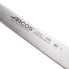 Нож кухонный стальной для резки мяса 20 см ARCOS Riviera Blanca арт. 233024W