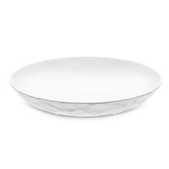 Тарелка суповая CLUB, D 22 см, белая Koziol 4006525