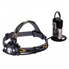 Фонарь светодиодный налобный Fenix HP30R черный, 1750 лм, аккумулятор* HP30Rblack
