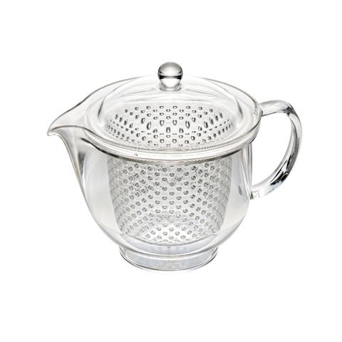 Термостоикий чайник с заварником 0,48л Akebono TW-3717*