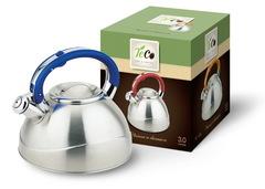 Чайник со свистком 3л TECO TC-109-B