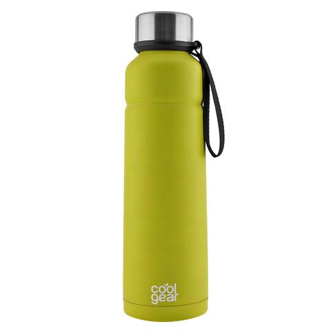 Термос Coolgear Cayambe (0,7 литра) зеленый