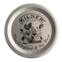 Набор из 12 плоских крышек Vintage Kilner K_0025.709V