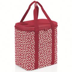 Термосумка Reisenthel Coolerbag XL signature red LH3070