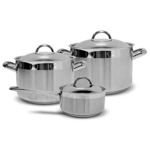 Набор посуды 3 предмета Silampos Европа 632123BM0217