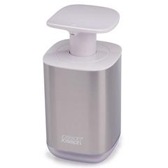 Диспенсер для мыла Presto Steel белый Joseph Joseph 70532