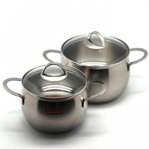 Набор посуды 2 предмета Silampos Океан 636124V80015