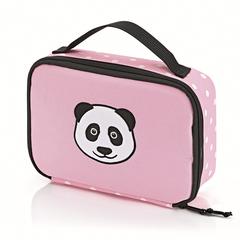 Термосумка детская Reisenthel Thermocase panda dots pink OY3072