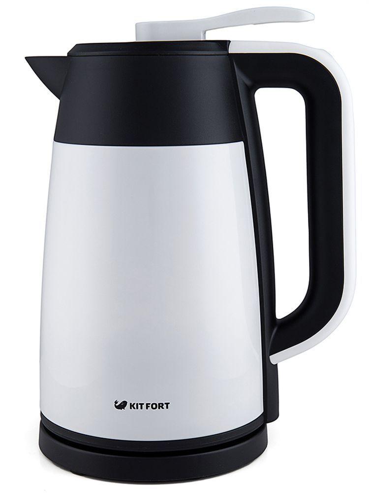 Чайник 1,7л Kitfort КТ-620-1