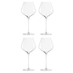 Набор из 4 бокалов для вина Bordgunder GrandCru  960мл Stolzle Q1