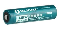 Аккумулятор Li-ion Olight ORB-186P32 18650 3,7 В. 3200 mAh 927055