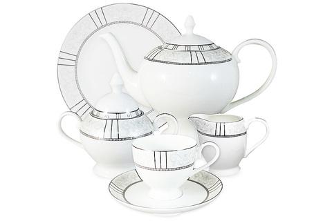 Чайный сервиз Anna Lafarg Emily Шенонсо 21 предмет 55331