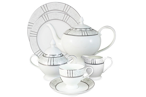 Чайный сервиз Anna Lafarg Emily Шенонсо 40 предметов 55706