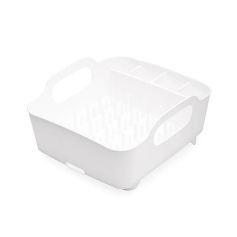 Сушилка для посуды Umbra tub белая 330590-660