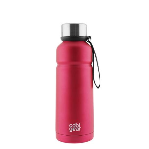 Термос Coolgear Cayambe (0,5 литра) розовый