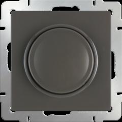 Диммер (серо-коричневый) WL07-DM600 Werkel