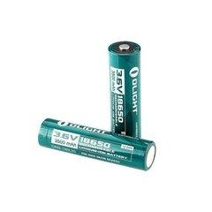 Аккумулятор Li-ion Olight ORB-186P35 18650 3,7 В. 3500 mAh 927215*