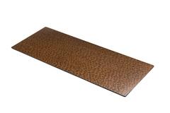 Металическая подставка для магнитных подсвечников 27x11 см Lace brown/STEEL black LindDNA-98923