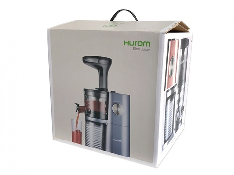 Шнековая соковыжималка 4-го поколения Hurom Premium H-AI-UBE20