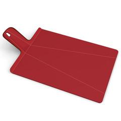 Доска разделочная Joseph Joseph Chop2Pot™ Plus большая красная 60042
